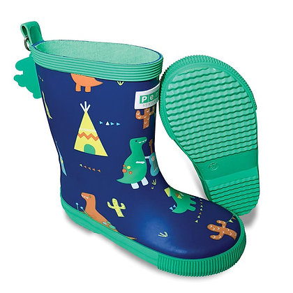 Dino Rock Gumboots Tall (7)