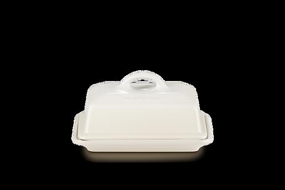 Butter Dish - Meringue