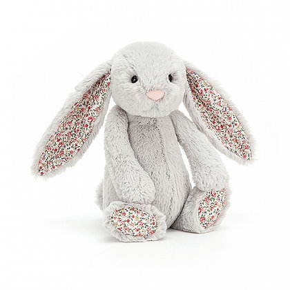 Blossom Bashful Silver Bunny Medium