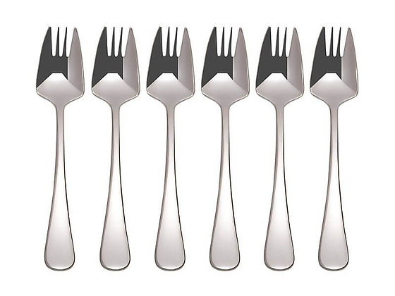 Cosmopolitan Buffet Fork Set 6 Piece