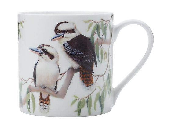 Cashmere Birdsong Mug 350ML Kookaburra