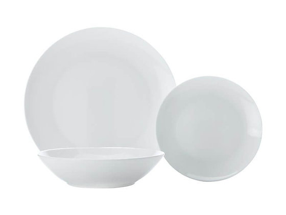 Cashmere Resort Coupe Dinner Set 18 Piece
