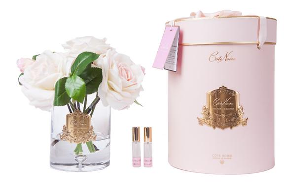 Luxury Tea Rose LTD pink blush - gold