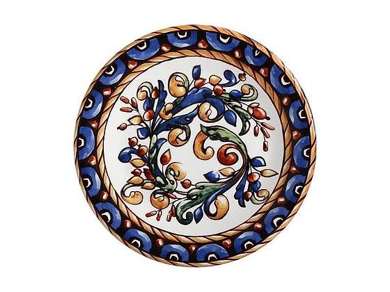 Ceramica Salerno Plate 20cm Trevi