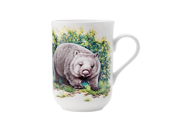 Cashmere Animals of Australia Mug 300ML Wombat