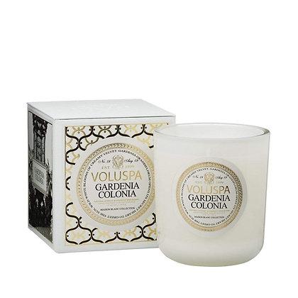 Gardenia Colonia Maison Candle