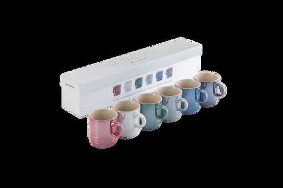 Espresso Mug Set of 6