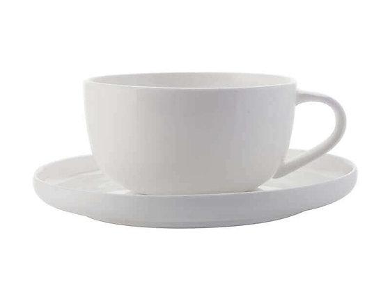 Cashmere High Rim Demi Cup & Saucer 100ML