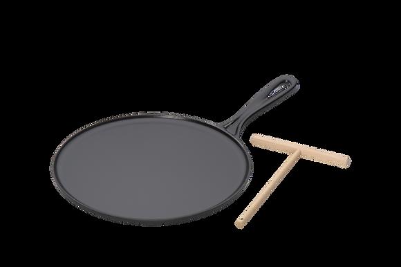 Crepe Pan 27  - Satin Black