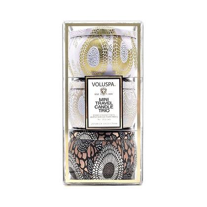 Panjore Lychee, Mokara, Yashioka Gardenia Gift Set
