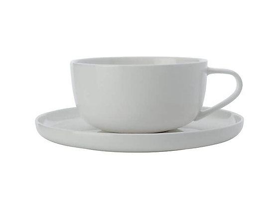 Cashmere High Rim Cup & Saucer 300ML