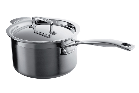 Saucepan 20 w/ helper handle