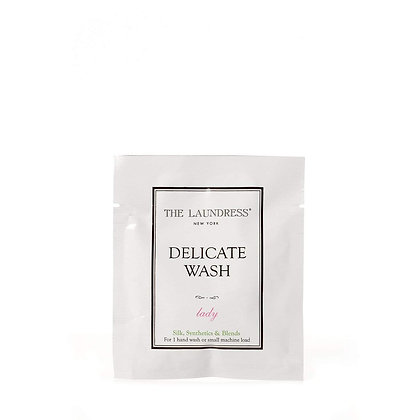 Delicate Wash Sachet - Lady