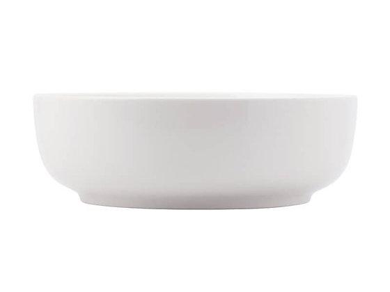 White Basics Contemporary Serving Bowl 30x9.5cm
