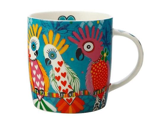 Love Hearts Mug 370ML Chatter