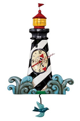 Augis LIGHTHOUSE clock