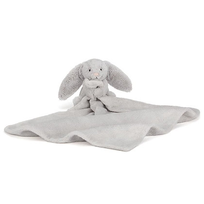 Bashful Silver Bunny Soother