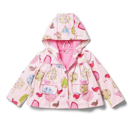 Chirpy Bird Raincoat (5-6)
