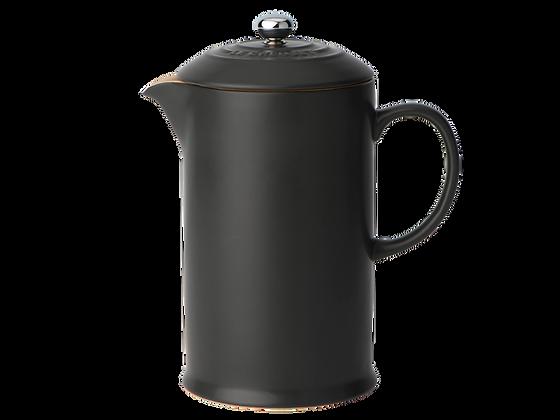 Coffee Press / Cafetière - Satin Black