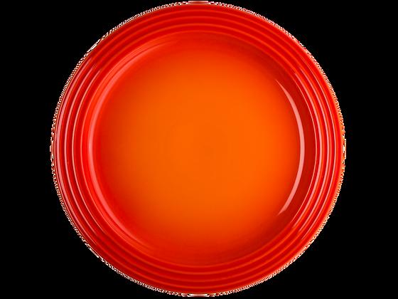 Dinner Plate 27 - Volcanic