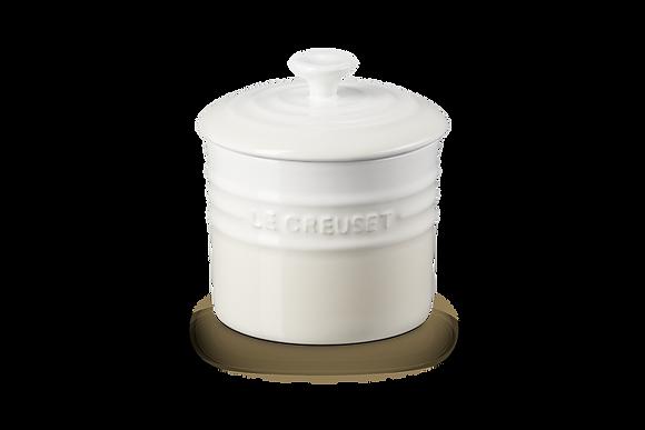 Storage Jar 0.8L - Meringue