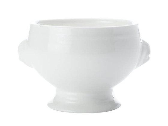 White Basics Lion Soup Bowl 410ML