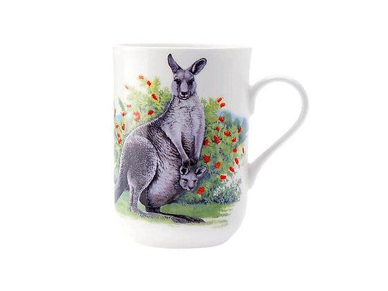 Cashmere Animals of Australia Mug 300ML Kangaroo