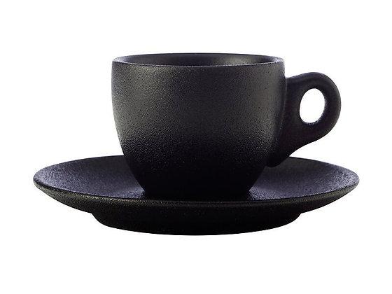 Caviar Demi Cup & Saucer 100ML