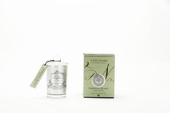75 Gardenia - SILVER Candle