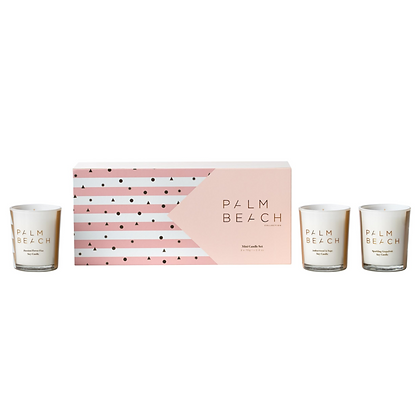 Trio Candle Pack - Christmas 2020