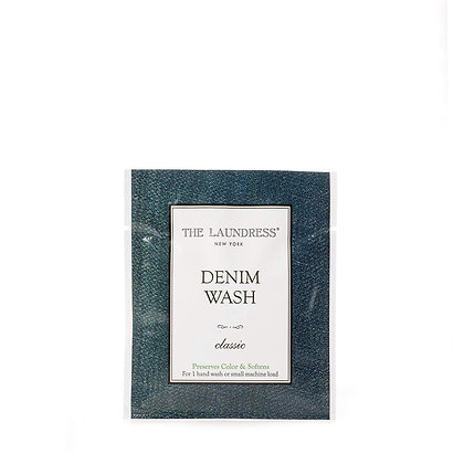 Denim Wash Sachet - Classic