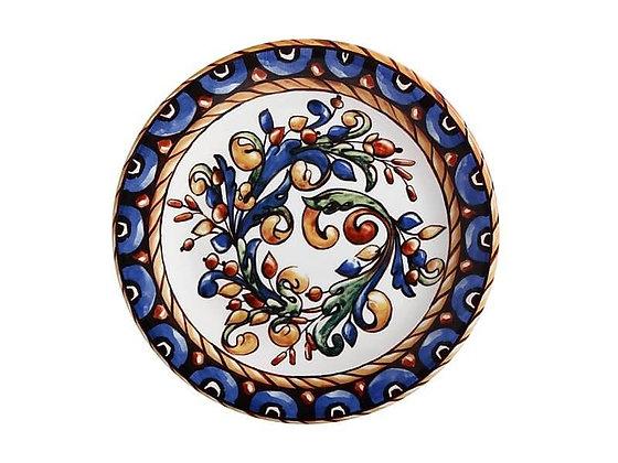 Ceramica Salerno Plate 26.5cm Trevi