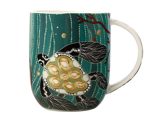 Melanie Hava JBW Mug 440ML Turtles Gift Boxed