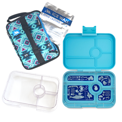 AZTEC Yumbox Large Lunch Bundle Pack