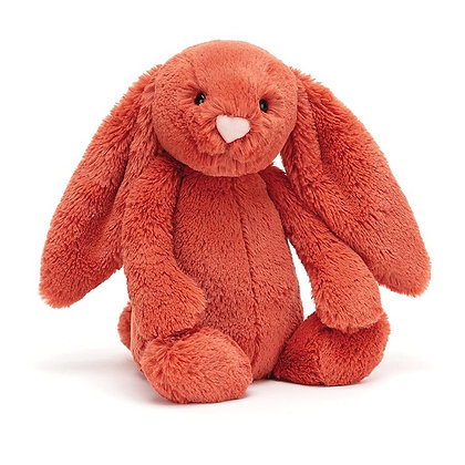 Bashful Cinnamon Bunny Medium