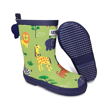 WIld Thing Gumboots Tall (8.5)