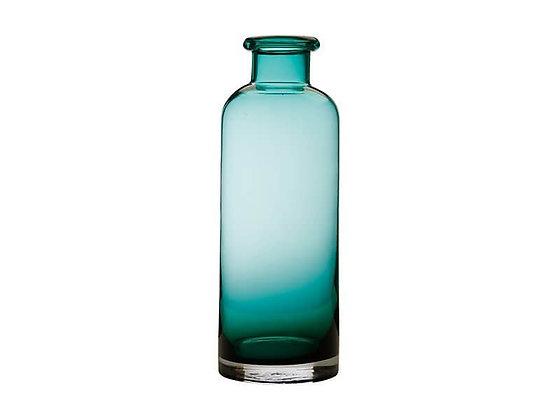 Flourish Bottle Vase 34cm Green