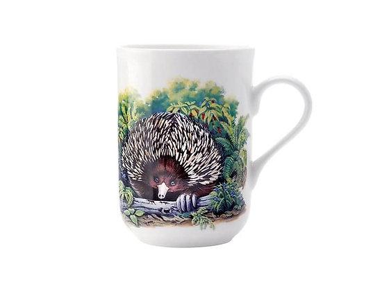 Cashmere Animals of Australia Mug 300ML Echidna