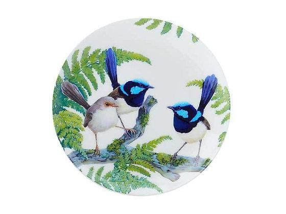 Cashmere Birdsong Plate 20cm Wren