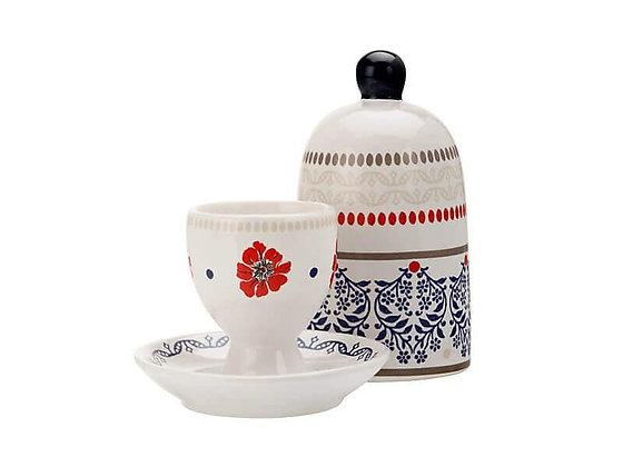 Cottage Kitchen Egg Cup Set