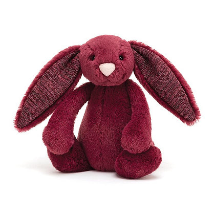 Bashful Sparkly Cassis Bunny Small