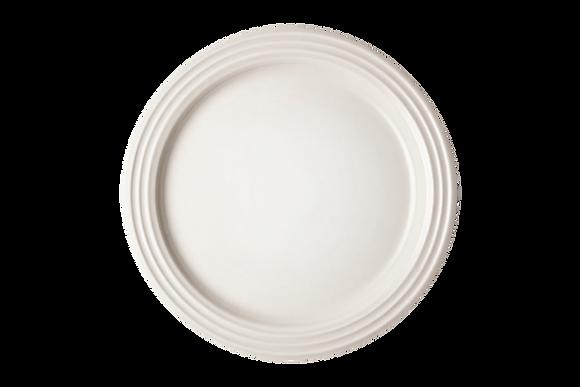 Dinner Plate 27 - Meringue