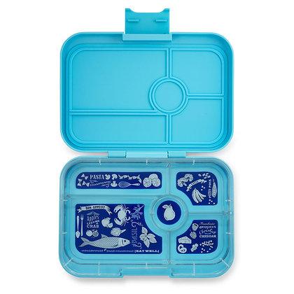 NEVIS BLUE Yumbox Tapas - 5 Compartment