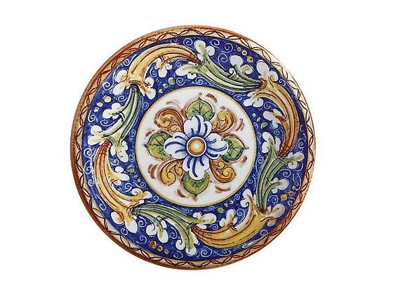 Ceramica Salerno Plate 20cm Castello
