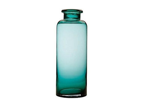 Flourish Bottle Vase 41cm Green