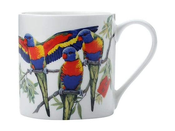 Cashmere Birdsong Mug 350ML Lorikeet