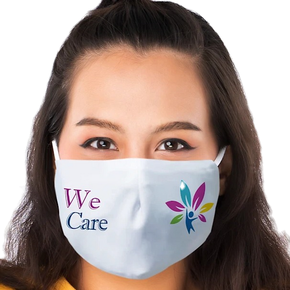 Personalised Face Masks (Pack of 5)