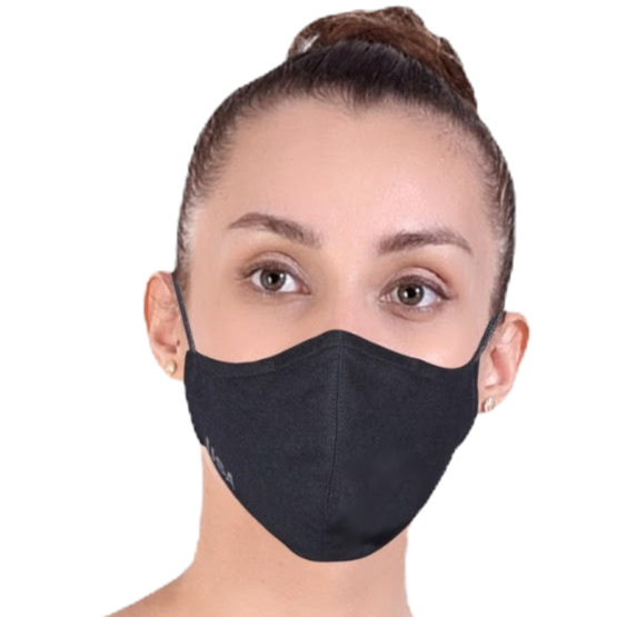 Premium Cotton Face Mask with Adjustable Straps