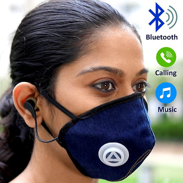 Bluetooth Face Mask