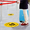 Thumbnail: Social Distancing Floor Stickers (Pack of 5)